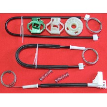 Kit reparatie macara auto VW Polo Classic 1996-2002 - Kit complet, dreapta fata