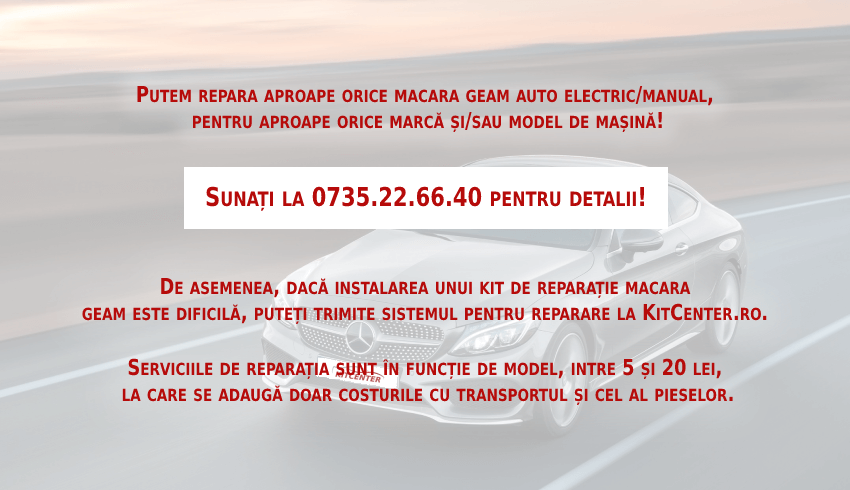 Reparatii KitCenter